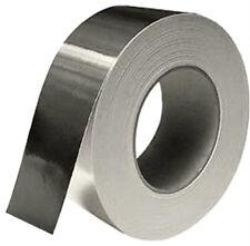 ALUMINIUM TAPE *75mm x 45M LONG*  INSULATION  FOIL  SILVER TAPE (71031)