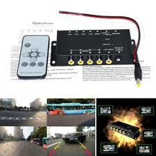 4-Way 360° Monitoring Car Parking View Camera Image Split-Screen Control Box Kit (Fits: Ford Windstar)