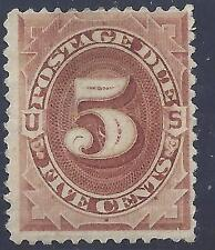 U.S. J4 Mint FVF (1004)