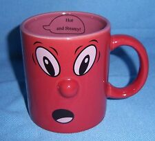 Funny Face Mug 3D Nose Coffee Cup Hot and Steamy!