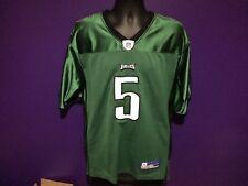 Donovan McNabb #5 Philadelphia Eagles NFL Reebok Jersey Mens Size 46 Classic