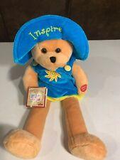 "Chantilly Lane Connie Talbot 17"" Connie Inspire Singing Bear"