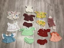 �� Doll Clothes Lot Of 14