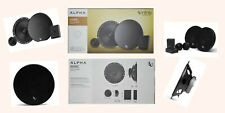 """Infinity Alpha 650C 6.5"""" 2-Way 315 Watts Component Car Speaker Package BRAND NEW"""