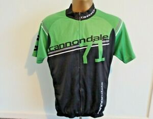 CANNONDALE 71 CYCLING JERSEY MEN SIZE XL