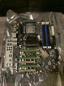 EVGA 780i FTW SLI ATX Motherboard w/ Intel Core 2 Quad Q9550