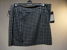Zara Check Casual Skirts for Women