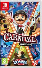 Carnival Games (Nintendo Switch) IN STOCK NOW New & Sealed  UK PAL