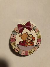 Disney Auctions Baby Tigger And Pooh Pin LE Winnie The Pooh