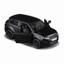 Land Rover Evoque Model Cars 5Inch Toy 1:36 Collection Matte Black Alloy Diecast
