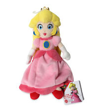 "Official Princess Peach 10"" Plush - AC05 - Sanei Super Mario All Star Collection"