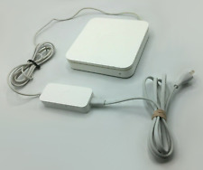 Apple AirPort Extreme Base Station Wireless 802.11n WiFi Router A1301 (Warranty)