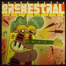 LP FRANK ZAPPA - orchestral favorites, nm