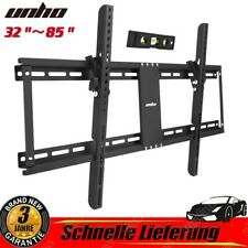 TV Wandhalter LCD LED Wandhalterung für 32 60 65 70 75 85 Zoll Sony Philips LG