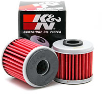 K&N PERFORMANCE OIL FILTER KN-157 INDIAN POLARIS KTM BETA NEW BNIB