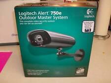 BRAND NEW IN BOX Logitech Alert 750e Outdoor Master System