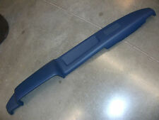 1979-1983 TOYOTA TRUCK NEW FACTORY BLUE DASH PAD