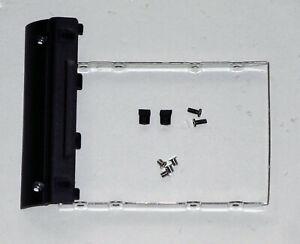 Genuine Compaq 2100 2190US Laptop IDE Hard Drive Bracket Assembly, Cover, Screws
