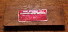 Mac Tools TR-177 Die & File Set Thread Restoring Tools *SEE DESCRIPTION**