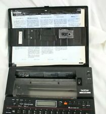 Brother Model EP-22 Word Processor