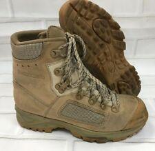 LOWA ELITE DESERT COMBAT BOOTS - Size: 5.5 Medium , British Army Issue