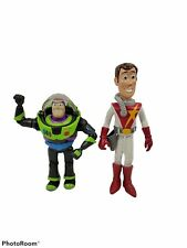 New listing Buzz Lightyear & Woody Toy Story Beyond Space Mission Black Suit Disney Pixar