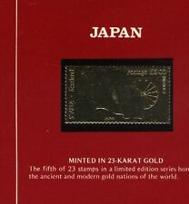 Scotland STAFFA MNH GOLD 23 Carat SF331 Value 20 pounds