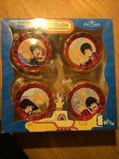 More details for the beatles yellow submarine christmas ball ornaments