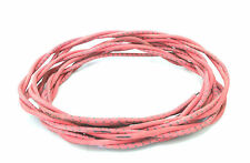 Western Electric Twisted Red 9GA wire 4.9Meter speaker POWER CABLE
