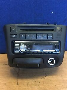 TOYOTA YARIS MK1 2004 1.0 PETROL CD RADIO PLAYER HEAD UNIT 861200D140