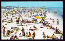 NEW JERSEY NJ 1959 Wildwood by the Sea Bathing Beach  postcard