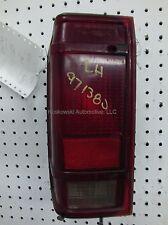 Ford Ranger Tail Light Assembly Left Driver Side 83 85 88 87 84 OEM