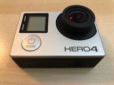 GoPro HERO 4 Digital Camcorder - Silver (must see!)