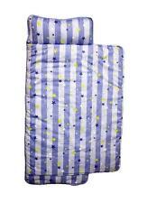 SoHo Nap Mat Blue Stars Stripe Nap Mat