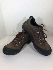 Dunham Cloud Low Men's Size 10 2E Brown Waterproof Hiking Boots X15-1258