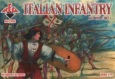 Red Box - Italian infantry set 1 - 1:72