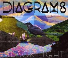 Diagramas-Luz Negra (Nuevo Vinilo Lp)
