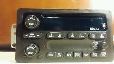 2002 Chevrolet venture am/fm Cd radio scan band player