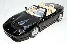 Ferrari 550 Barchetta Pininfarina Black 1:18 N2055 Elite