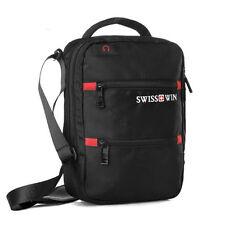 "Swiss 10"" Tablet PC Bag ipad Case Women Men Messenger Shoulder Bag Gear Swisswin"