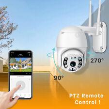 1080P Outdoor PTZ WiFi Security Camera Surveillance IP Camera Night Vision