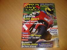Moto revue N° 3188 Laverda 650 Sport.Yamaha XV 650 S