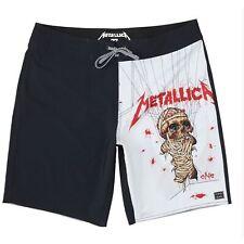 Billabong Metallica Landmine Herren Boardshort Freizeit Shorts Badehose Neu