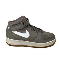 Nike Air Force 1 Basketball Sneakers Boys Size 6.5 6 1/2 Youth Gray 314195-200