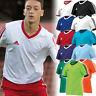Adidas maglietta allenamento ClimaLite corsa sport calcio tennis tempo libero