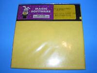 "NEW Berlin's Cheat Sheet Math & Formula Utility App PC DOS 5.25"" Floppy Software"