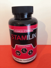 STAMILIN TESTOSTERONE BOOSTER (1x60 CAPSULES Free Delivery)