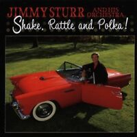 NEW Shake, Rattle and Polka! (Audio CD)