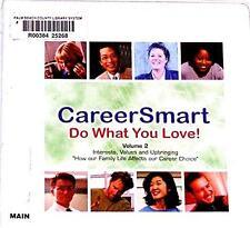 BOOK/AUDIOBOOK CD Career Guidance CAREERSMART DO WHAT YOU LOVE! VOL 2