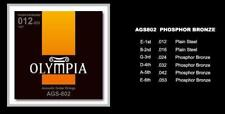 OLYMPIA ACOUSTIC GUITAR STRINGS 12-53